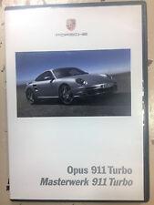 07 Porsche 911 Turbo Very Rare Dealer Only Released CD Media Kit 2 Disc Set