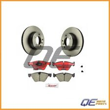 BMW E90 328Xi 2007 Front Brembo Brake KIT With Rotors And Pads 09A29510