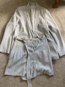 Sainsburys Tu Blazer And Shorts Co Ord Size 8