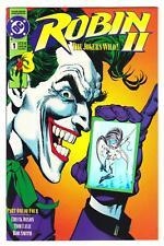 ROBIN II (THE JOKER'S WILD) #1 (10/91)--NM+ / Hologram Cover; Tom Lyle-art/cvr