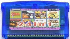 24 in 1 (a) Game Boy advance - Zelda, Donkey, Sonic + more - Video Game GBA