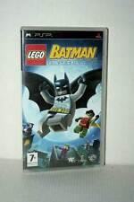 LEGO BATMAN IL VIDEOGIOCO GIOCO USATO SONY PSP EDIZIONE ITALIANA FR1 48091