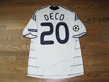 Deco Chelsea Barcelona Portugal Shirt Jersey Trikot Match UnWorn Player Issue CL