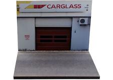 Diorama présentoir Carglass - 1/43ème - #43-2-A-A-083