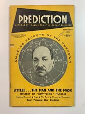 Theosophical and Spiritual literature - Prediction February 1953