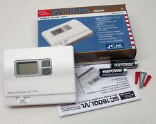 SC1600L ICM Simple Comfort Wall Thermostat Heat 24 & MV Volt Single Stage
