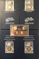 2007 Presidential Set  Featuring America's First 4 Presidents, *See Description*