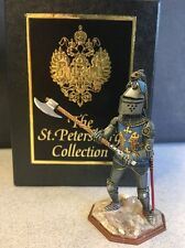 Aero Art St. Petersburg Collection, Duke Of Bar w/Axe #351 The Hundred Years War