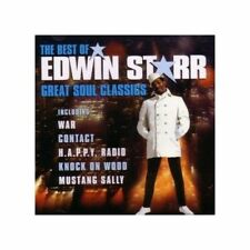 Edwin Starr – The Best Of Great Soul Classics (New but not sealed)