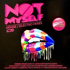 Not Myself Vol. 1 (CD) Chris Brown/Calvin Harris/Ne-Yo/Ke$ha/Zedd/David Guetta