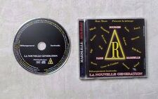 CD AUDIO / BOURGE PARIS MARSEILLE DEBARQUEMENT INATENDU LA MIXTAPE - RAREMUSIC