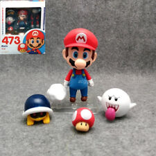 Super Mario #473 Mario 4 Inches Action Figure Toy Doll New in Box