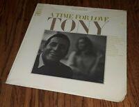 Sealed new TONY BENNETT A TIME FOR LOVE COLUMBIA CL 2560 STEREO LP vinyl album