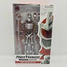 Power Rangers Lightning Colección Bestia Morphers Red Ranger Preventa