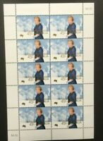THE QUEEN'S BIRTHDAY - AUSTRALIA MINI SHEET Mint never hinged