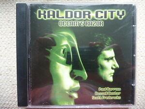 KALDOR CITY-OCCAM'S RAZOR...DOCTOR WHO..BIG FINISH AUDIO BOOK.MINT DISC