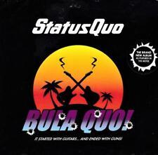 STATUS QUO - BULA QUO! (NEW SEALED CD)