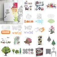 Metal Cutting Dies Stencils DIY Scrapbooking Photo Album Paper Card Decor Craft