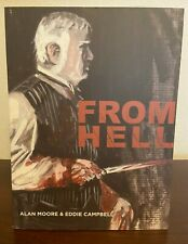 """""""From Hell"""" Graphic Novel by Alan Moore, Crime Noir, Horror movie with Depp"""