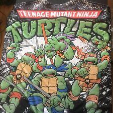 Nickelodeon Teenage Mutant Ninja Turtles Tee Shirt Sz XL TMNT Ninjutsu