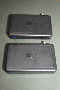 Direct TV Mini Genie HD Receiver Model C41-700 Lot of 2 Boxes Only