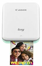 Canon IVY Zero Ink Printer - Color - Photo Print - Portable - (3204c002[aa])
