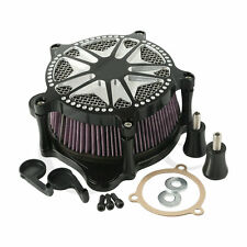 Air Cleaner Intake Filter For Harley Touring Road King Electra Glide 2008-2016