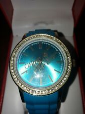 Apple Bottoms Vintage Turquoise  Watch