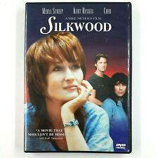 Silkwood (DVD, 1999) Meryl Streep, Kurt Russell