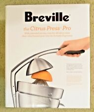 Breville Juicer 800CPXL The Citrus Press Pro - Stainless Steel