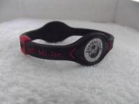 Football Club Soccer Silicone Wristbands