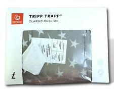 Stokke Tripp Trapp Classic Chair Seat Cushion Grey Star- New Other