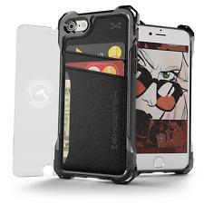 Ghostek Exec Slim Shockproof Credit Card Sleeve Wallet Case Cover For iPhone 7