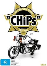 CHiPs the Complete DVD Box Set 2017, 31-Disc Set R4