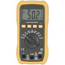 Economy Autorange Multimeter w/ Non-Contact Volt QM1529 600V Cat III 10A AC/DC
