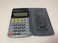 KitchenCalc Recipe Calculator w/ Digital Timer 8300V1 Calculated Industries