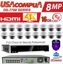 Hikvision Wired IP & Smart Security Camera Systems for sale | eBay