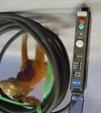 Fs-T1 Keyence Photoelectric Fiber Optic Sensor 7103038