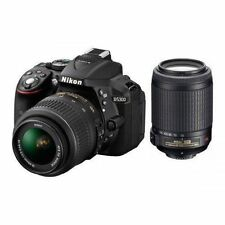 Nikon Digital Camera D5300 AF-P 18-55 & AF-P DX NIKKOR 70-300mm f/4.5-6.3G