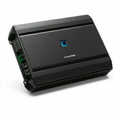 Alpine S-Series S-A55V 5-Channel Power Amplifier for Car - (0793276242587)