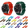 22mm Silicone Sport Rubbe Strap Watch Band For Samsung Galaxy Watch 46mm SM-R800