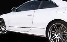 21mm CHROME Car Door Bumper Protector Moulding Strip fits VOLVO / SAAB (DP03)