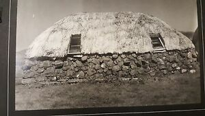 Crofters cottage photograph