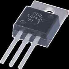 5X TIP42 C alta corrente Gen Scopo Transistor TIP42C QTY5
