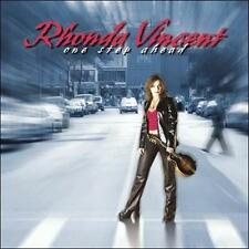 Rhonda Vincent One Step Ahead (ROUNDER) CD 2003. Mint Condition!