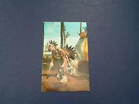 Vintage Frontier Town Ocean city Maryland color postcard