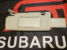 OEM 2005-2009 Subaru Outback & Legacy Driver Side  Sun Visor  92011AG56AOR