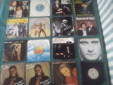 1980s party records 100 Vinyl singles TOTP rare collectable various artists