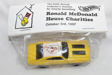 Hot Wheels 1:64 Scale RONALD McDONALD'S CHILDREN CHARITIES 6th OLDS 442