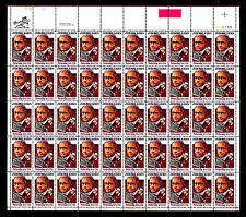 U.S. #2110 PERFORMING ARTS - SHEET OF 50 - MOGNH- VF - CV $22.55 (ESP#416)